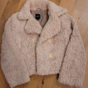Gap Girls Sherpa Coat